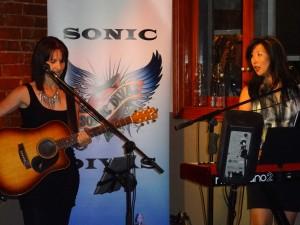 Sonic Divas - Jacqui Lim & Katrina Caton